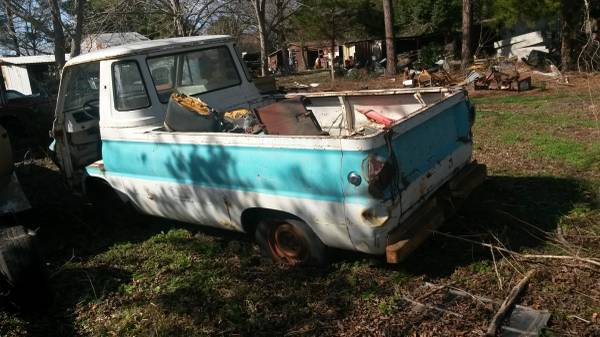 Craigslist Franklin Ky >> Dodge A100 4X4 Parts Pickup For Sale in Southwest Arkansas - $1,500