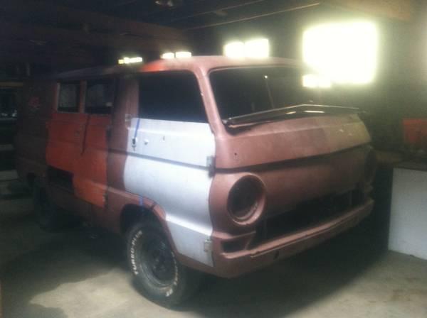 1965 Dodge A100 Van For Sale in Belleville, Illinois   $4.5K
