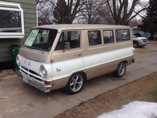 1966 Dodge A100 Van For Sale in Grand Island, Nebraska| $5K