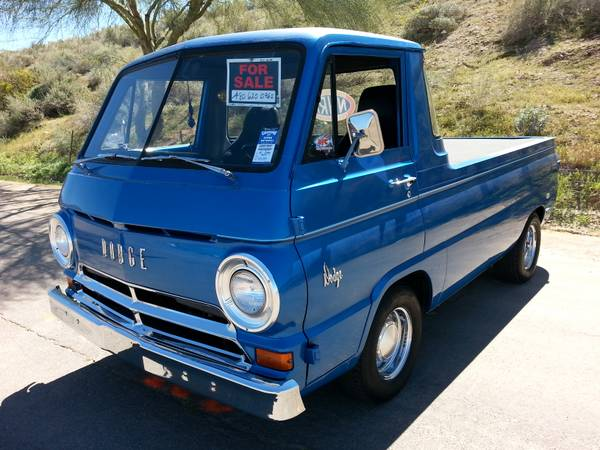Dodge A100 For Sale >> 1965 Dodge A100 Pickup Truck For Sale In Scottsdale Arizona 13 5k
