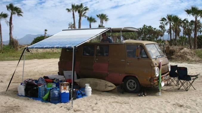 Craigslist Daytona Beach Florida >> 1968 Dodge A100 Camper Van For Sale in Potrero Hill, California   $6.5K