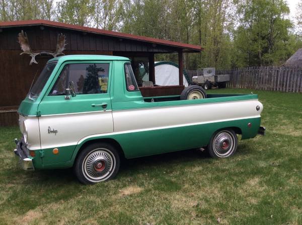 1968 Dodge A100 Pickup w/ Chevy 402 CI V8 For Sale in ...