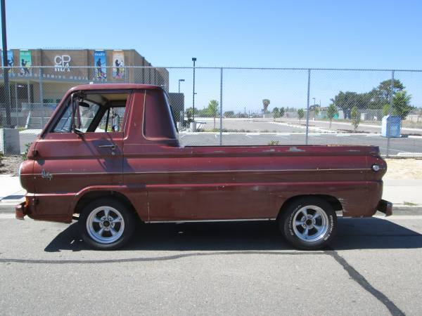 Dodge A100 Pickup Truck For Sale >> Restored 1965 Dodge A100 Truck 318 V8 727 Auto For Sale in Gilbert, AZ