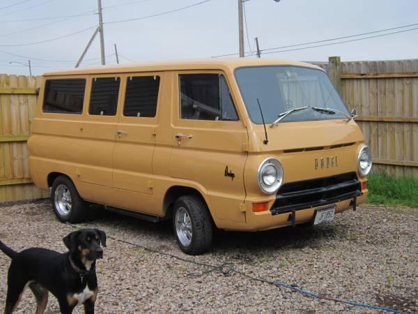 1967 Dodge A100 Slant 6 Cargo Van For Sale in Euclid, Ohio ...