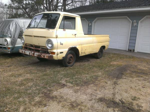 1970 Dodge A100 Pickup Truck For Sale In Hudson, Wisconsin