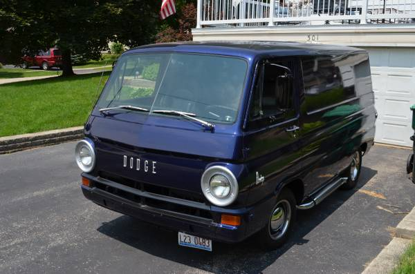 Dodge A100 For Sale in Illinois: Pickup Truck & Van (1964 ...