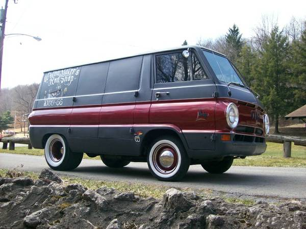 1966 Dodge A100 Van For Sale in Butler, Pennsylvania | $9K