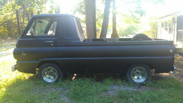 1967 Dodge A100 Pickup & Parts For Sale in Western ...