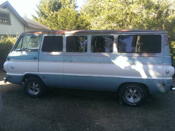 1967 Dodge A100 Sportsman Campwagon For Sale In Denver, CO