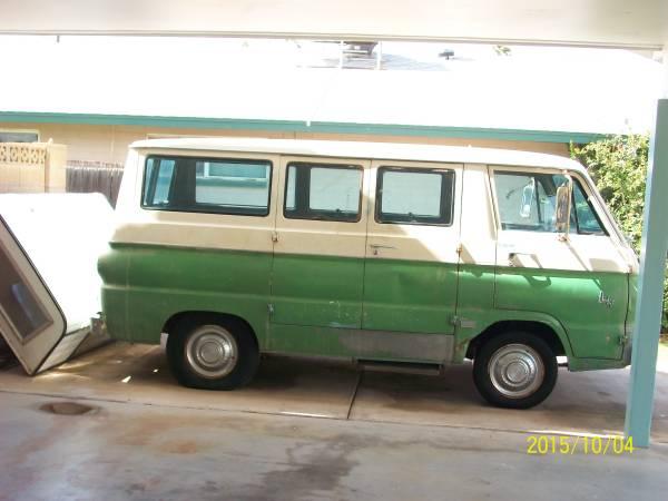 1969 Dodge A108 Panel Van For Sale in Portland, Oregon ...