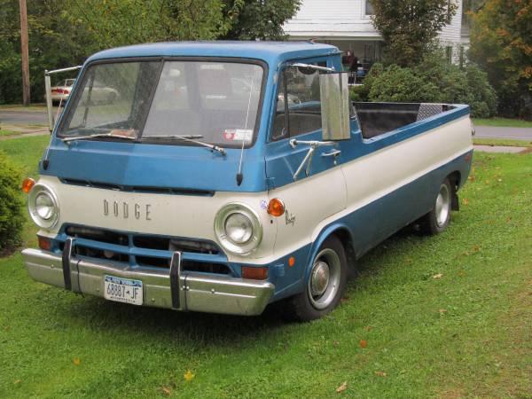 1968 Dodge A100 Pickup For Sale in Bulverde / Spring ...