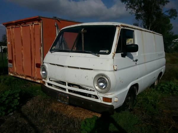 1967 Dodge A108 Flat Nose Van For Sale in Groveport, Ohio ...