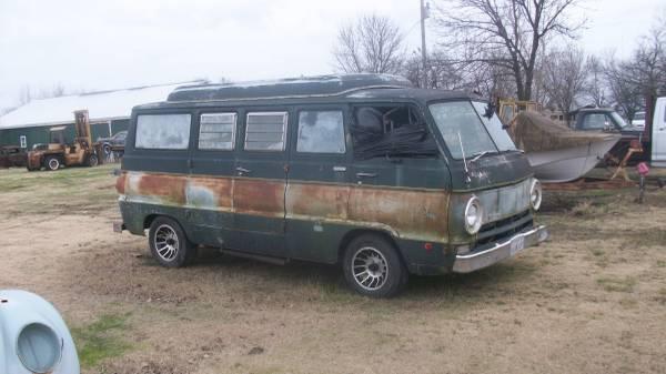 1969 Dodge A100 Van For Sale in Joplin, Missouri | $2.2K
