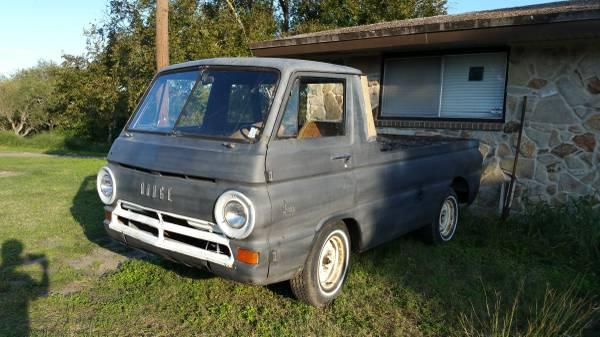 1964 Dodge A100 For Sale: Pickup Truck, Van, Camper, Parts ...