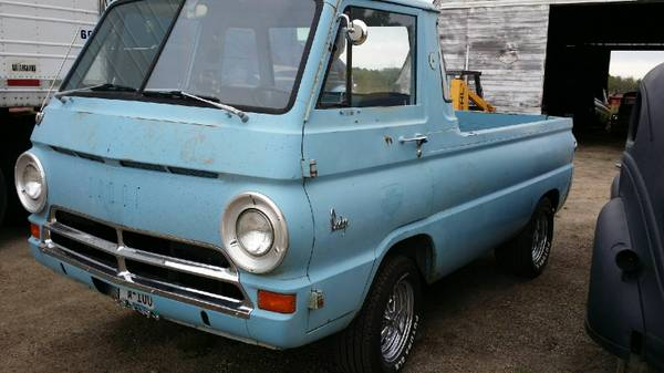 1967 dodge a100 pickup parts for sale in western illinois 5 887. Black Bedroom Furniture Sets. Home Design Ideas