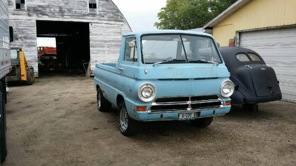 1967 Dodge A100 Pickup Truck For Sale In Erskine, Minnesota