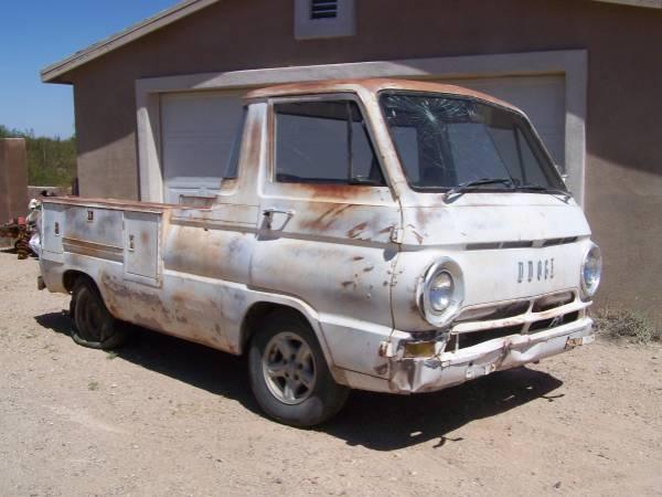 1965 Dodge A100 Pickup Truck For Sale in Tucson, Arizona ...