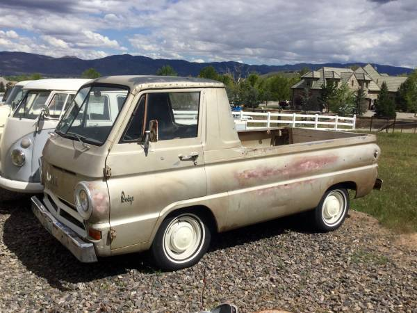 1966 Dodge A100 Pickup Truck For Sale In Crown Point