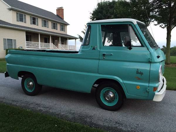 1969 Dodge A100 Pickup Truck For Sale in Hanover ...