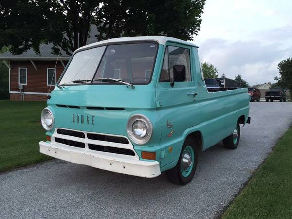 Dodge A100 For Sale >> 1969 Dodge A100 Pickup Truck For Sale In Hanover Pennsylvania 7 500