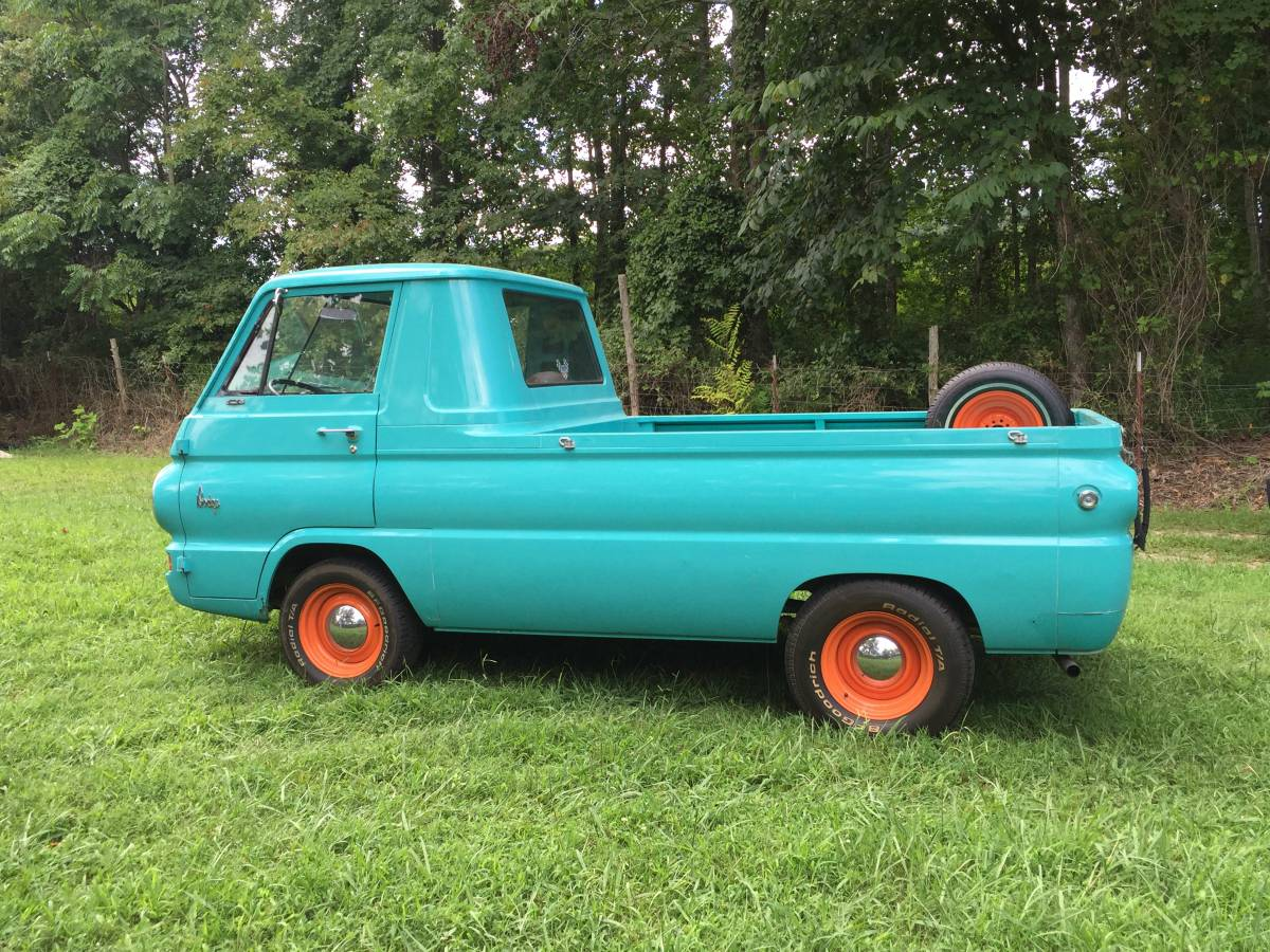 1965 dodge a100 pickup truck for sale in cookeville tennessee 5 500. Black Bedroom Furniture Sets. Home Design Ideas