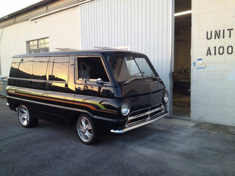 1966 Dodge A100 Rat Rod Truck Project For Sale in West San ...