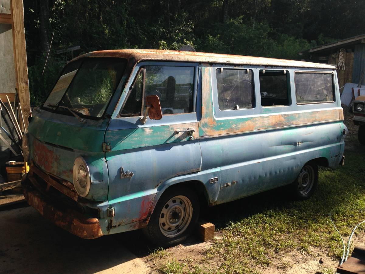ea801db82a5cf0 1967 Dodge A100 Van For Sale in Brooksville