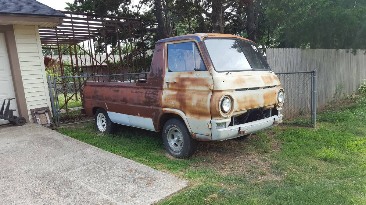 1966 Dodge A100 Pickup Truck For Sale in Crown Point ...