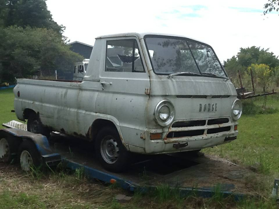Dodge A100 For Sale >> 1966 Dodge A100 Pickup Truck For Sale In Crown Point Indiana 2 500