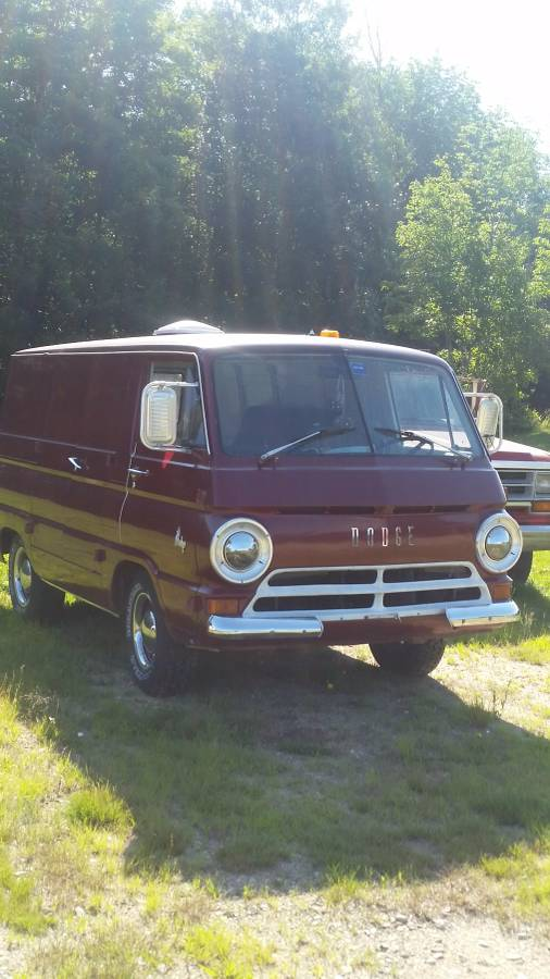 1969 Dodge Charger Rt: 1969 Dodge A100 Van For Sale In Greenwood, Maine