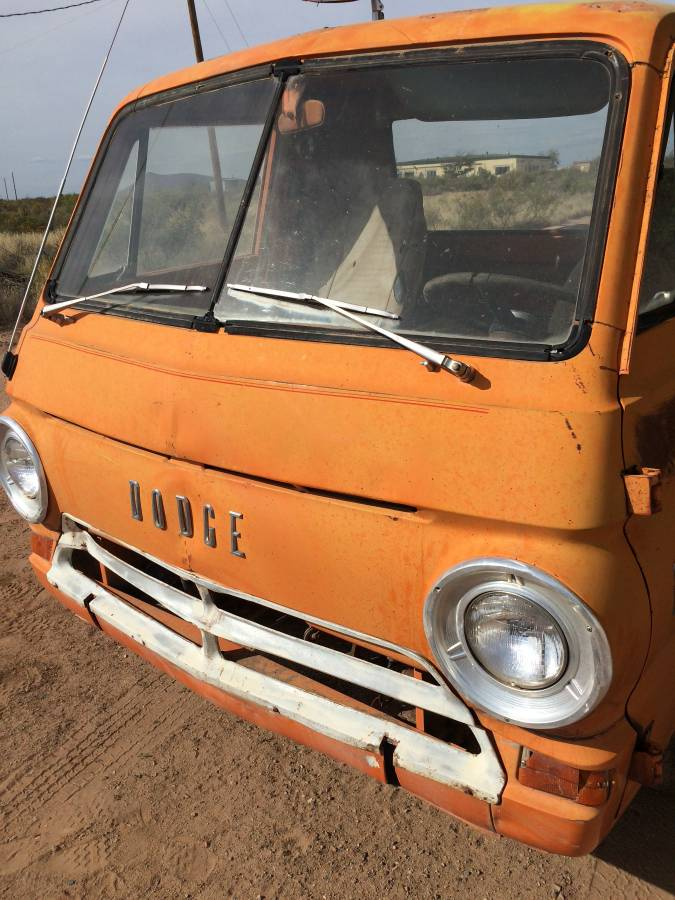 Craigslist Las Cruces Nm >> 1964 Dodge A100 Non-Running Pickup Project For Sale in ...