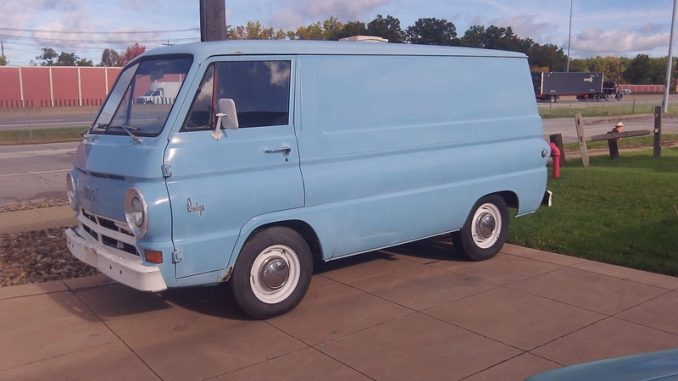2804a173cf 1967 Dodge A100 Slant 6 Cargo Van For Sale in Euclid