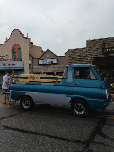 1969 Dodge A100 Pickup 225 Auto For Sale in Overland Park ...