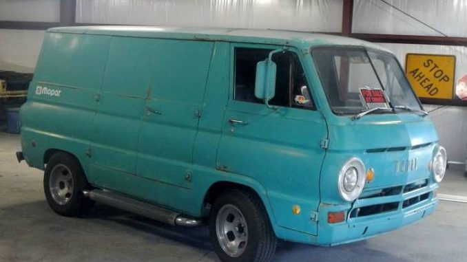 1969 Dodge Ram Van A100 360 Auto 727 For Sale In Riverview