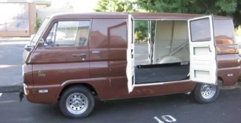 1970 dodge a108 a100 for sale in ballard seattle washington. Black Bedroom Furniture Sets. Home Design Ideas