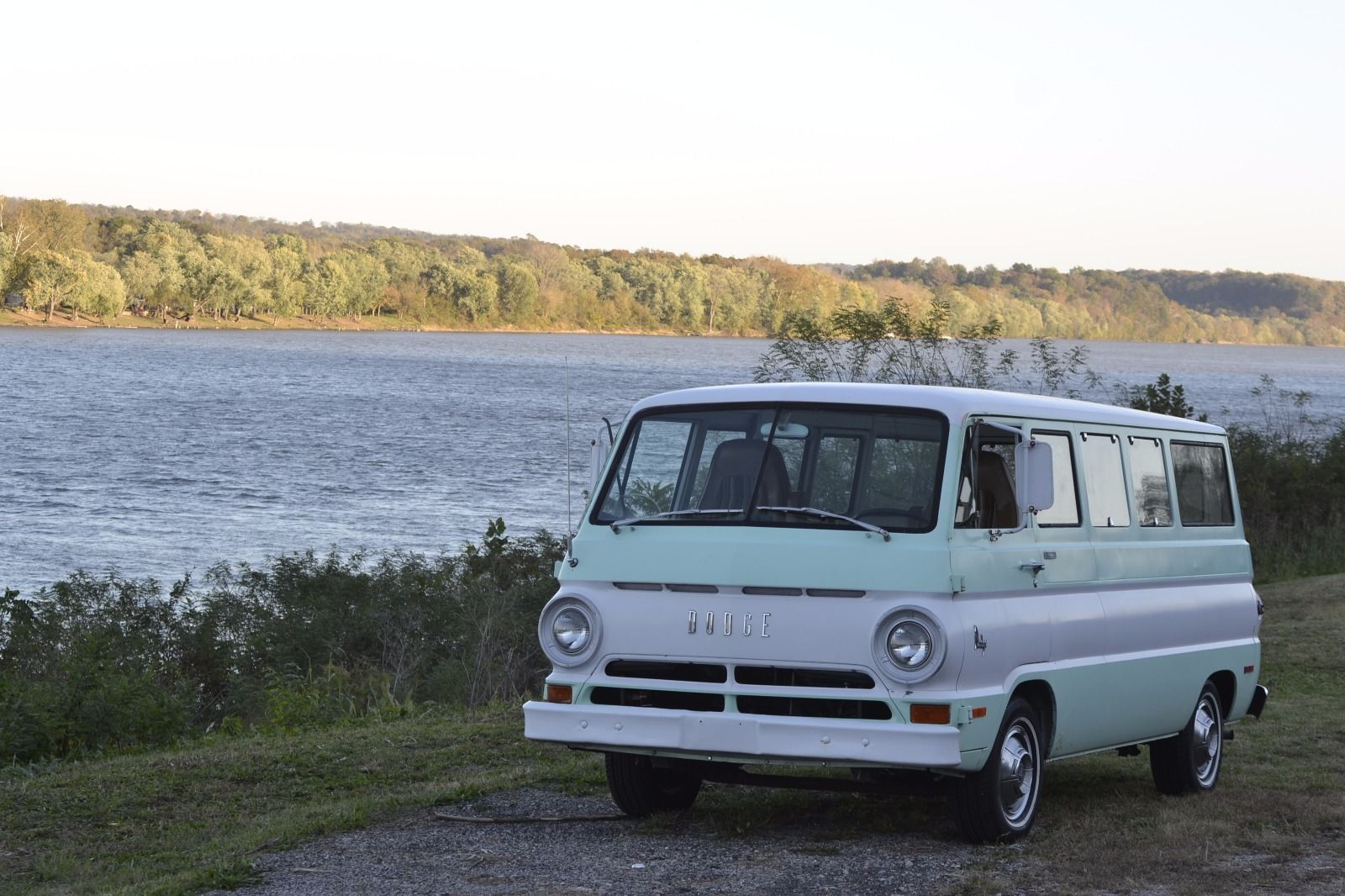 1970 Dodge A108 Sportsman Camper Van For Sale in ...