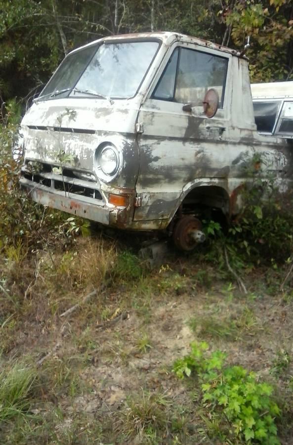 Dodge A100 4X4 Parts Pickup For Sale in Southwest Arkansas - $1,500