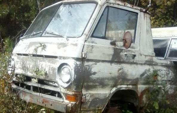 dodge a100 4x4 van for sale autos post. Black Bedroom Furniture Sets. Home Design Ideas