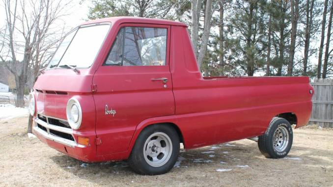 1964 Dodge A100 Project 440 At For Sale in North Metro ...