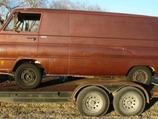 1965 Dodge A100 Shorty Panel Van For Sale in Tequesta, FL ...