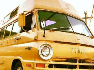Dodge A100 Camper For Sale: A108 Sportsman, Travco Pop-Top