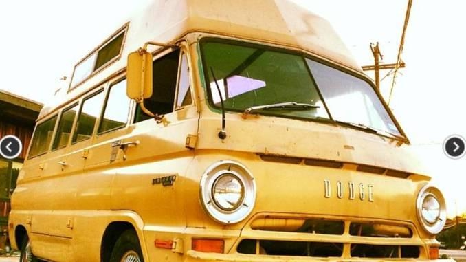 1970 Dodge A100 Camper Van w/ Rebuilt 318 For Sale in East ...