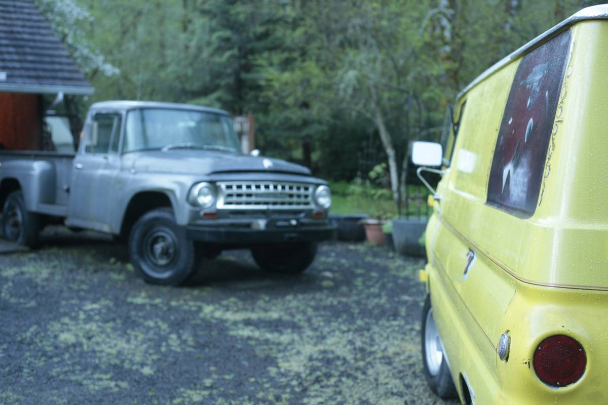 1965 Dodge A100 Custom Vintage Panel Van For Sale in ...
