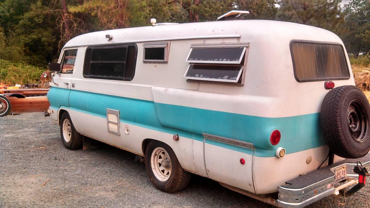 1969 Dodge A100 Xplorer 21 Camper Van For Sale in Grant Pass, OR