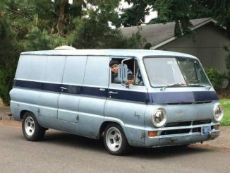1969 dodge a100 pickup 225 auto for sale in overland park
