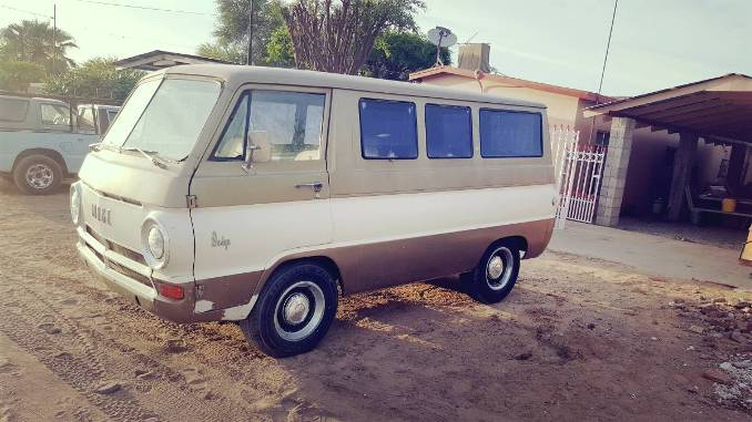1969 Dodge A100 Xplorer 21 Camper Van For Sale in Grant ...