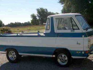 Dodge A100: For Sale, Pickup Truck, Van Camper, Craigslist ...