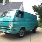 1966 Van in Peoria Chicago, IL (1)