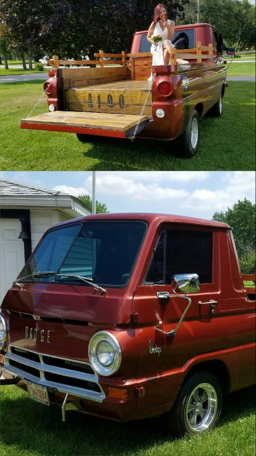 1967 Dodge A100 Slant 6 Pickup For Sale in Griffith ...