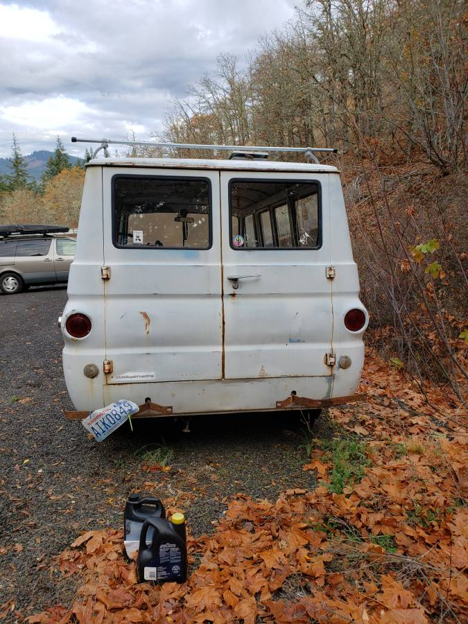1969 Dodge A100 Van For Sale in White Salmon, Washington | $2K
